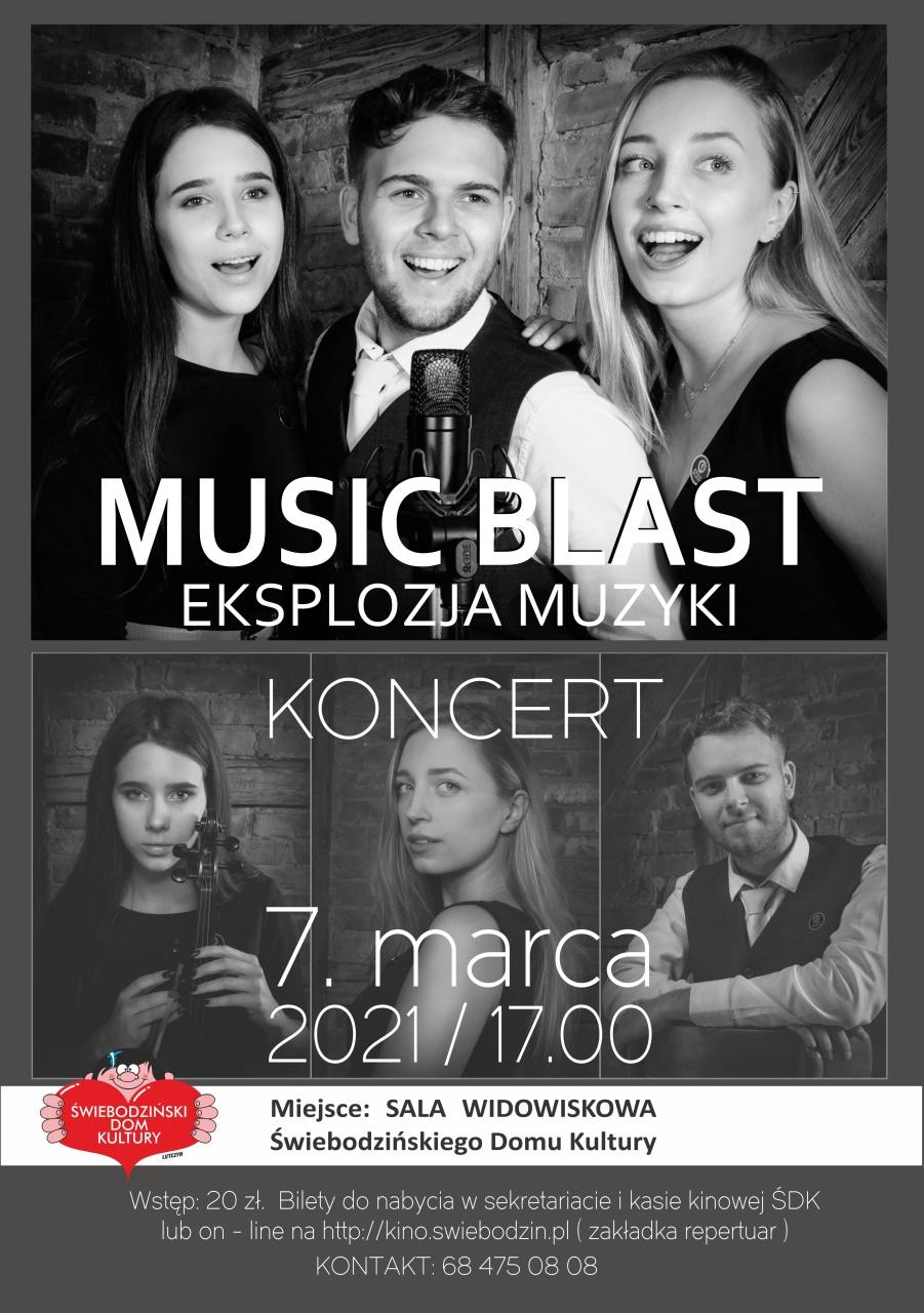 Music blast